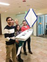 MOTN Team Boat Draws Industry Attention