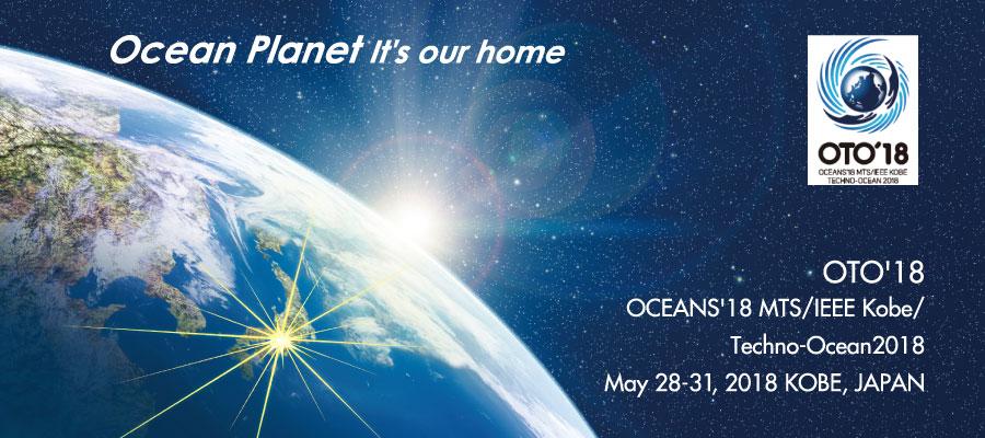 OCEANS'18 MTS/IEEE Kobe / Techno-Ocean 2018!