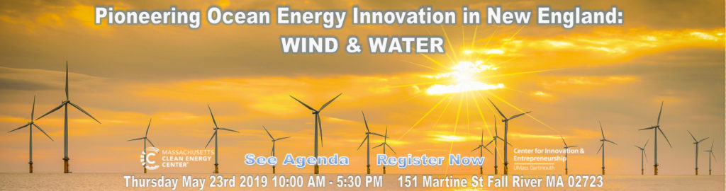Pioneering Ocean Energy Innovation in New England: Wind and Water