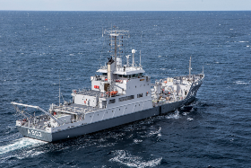 Royal Netherlands Navy Vessel