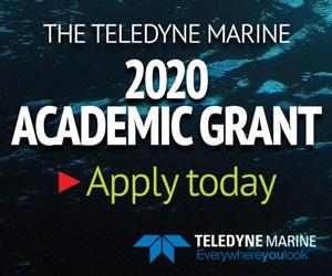 Teledyne Marine 2020 Academic Grant