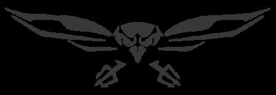 SeaHawk F4 marine UAV logo