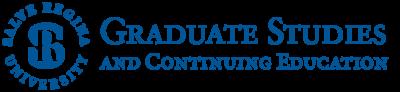 Salve Regina Graduate Studies