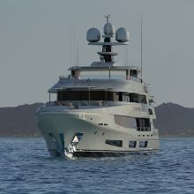 FarSounder Sonar on Largest Motor Yacht built in Canada