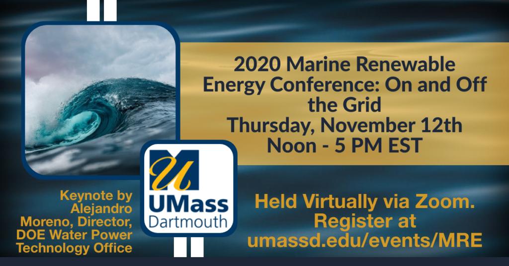 Marine Renewable Energy Conference