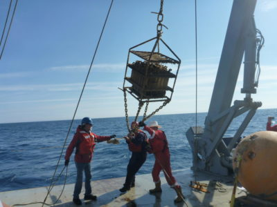 Overturning in the Subpolar North Atlantic Program (OSNAP)