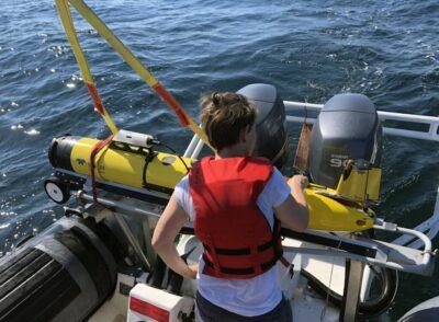 Teledyne Webb Research Incorporates JASCO-made OceanObservers on Slocum Gliders